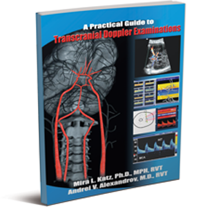 A Practical Guide To Transcranial Doppler Examinations - Softcover Book