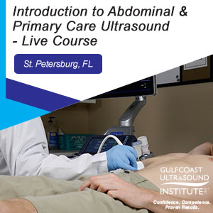 CME - Introduction to Abdominal and Primary Care Ultrasound