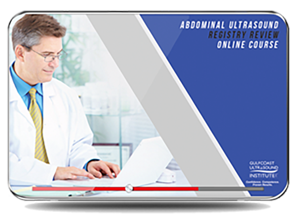 CME - Abdominal Ultrasound Registry Review