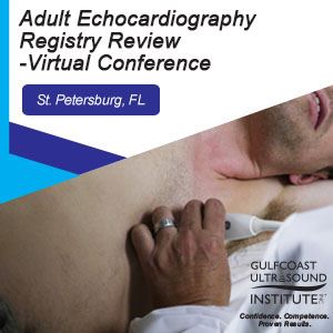 Adult Echocardiography Registry Review