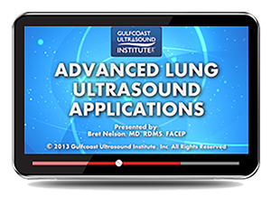 CME - Advanced Lung Ultrasound Applications