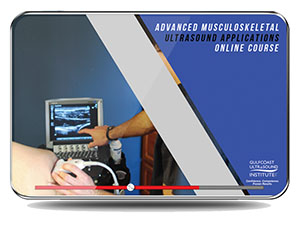 CME - Advanced Musculoskeletal (MSK) Ultrasound Applications