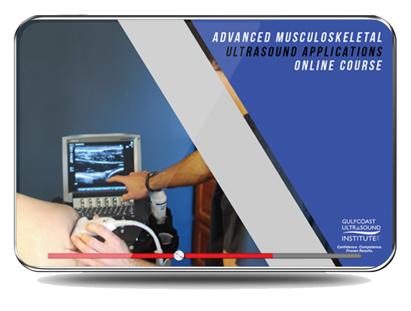 Advanced Musculoskeletal Ultrasound Applications
