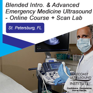 CME - Blended Intro. Emergency Medicine Adv. Emergency Medicine/Critical Care Ultrasound