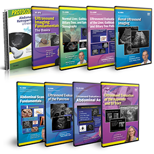 Introduction to Abdominal Ultrasound  DVD Course Pack