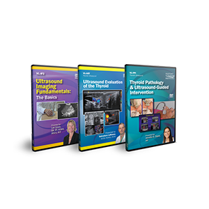 Endocrinology Ultrasound DVD Course Pack