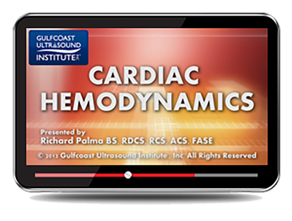 CME - Cardiac Hemodynamics