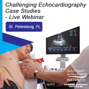 CME - Challenging Echocardiography Case Studies - Live Webinar