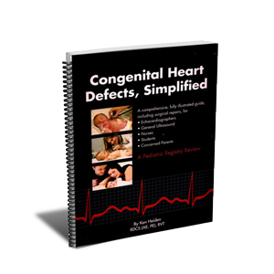 CME - Congenital Heart Defects Simplified - Spiral Bound Book