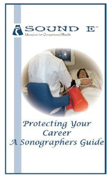 Protecting Your Ultrasound Career DVD (from work-related MSK injuries)