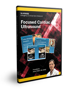 Focused Cardiac Ultrasound - DVD