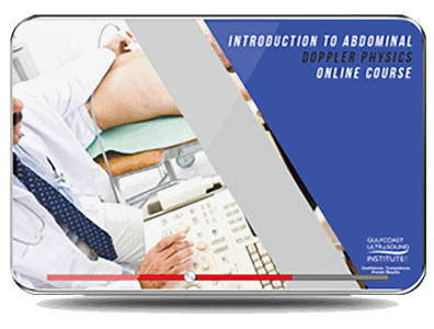 CME - Introduction to Abdominal Doppler Ultrasound