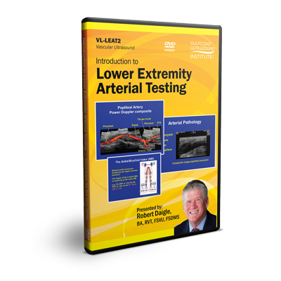 Introduction to Lower Extremity Arterial Testing