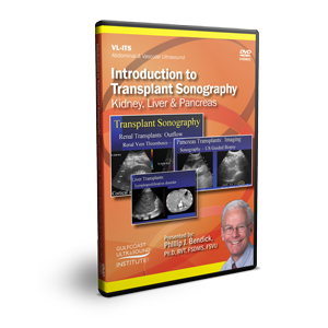 Introduction to Transplant Sonography