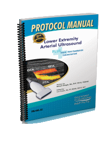 CME - Lower Extremity Arterial Ultrasound Protocol Manual