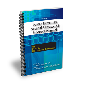Lower Extremity Arterial Ultrasound Protocol Manual