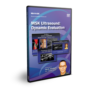 Musculoskeletal Ultrasound Dynamic Evaluation