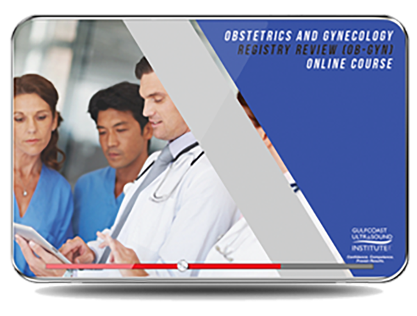 CME - OB/GYN Ultrasound Registry Review
