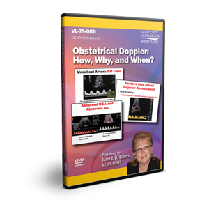 Obstetrical Doppler How Why and When