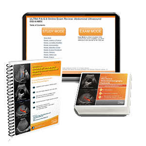 CME - Abdominal Ultrasound Registry Review - Silver Package