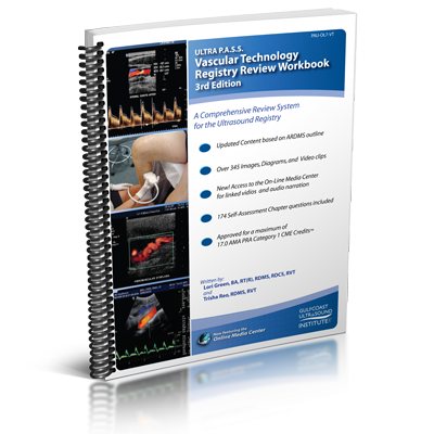 ULTRA P.A.S.S Vascular Technology Registry Review Workbook