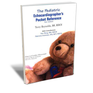 The Pediatric Echocardiographers Pocket Reference 3rd Edition