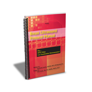 Breast Ultrasound Protocol Manual