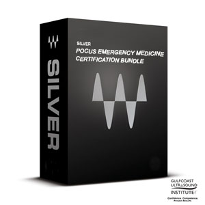 POCUS Emergency Medicine Certification Silver Bundle