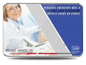 Private Hands-On Pediatric Emergency Medicine and Critical Care Ultrasound