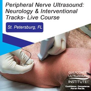 Peripheral Nerve Ultrasound: Neurology or Interventional Tracks