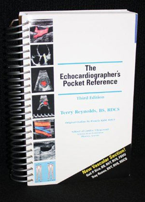The Echocardiographic Pocket Reference 3rd ed by Terry Reynolds