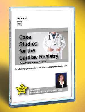 Case Studies for the Cardiac Registry