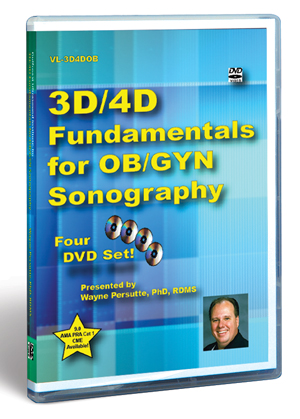 3D-4D Fundamentals for OB/GYN Sonography
