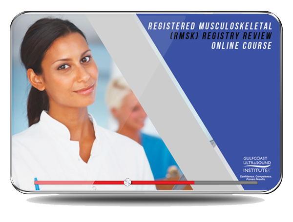CME - Registered Musculoskeletal (RMSK) Registry Review