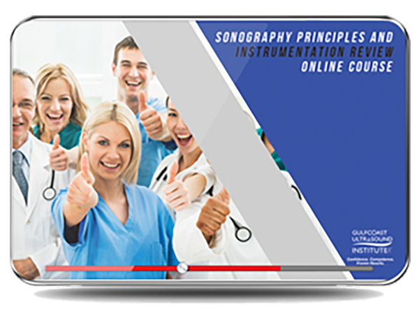 CME - Sonography Principles and Instrumentation Registry Review