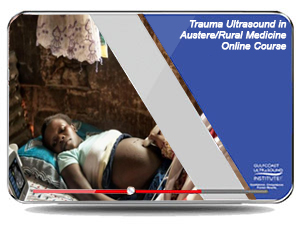 Trauma Ultrasound in Austere/Rural Medicine