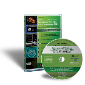 ULTRA P.A.S.S. Sonography Principles & Instrumentation Registry Review Mock Exam