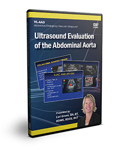 Ultrasound Evaluation of the Abdominal Aorta - DVD