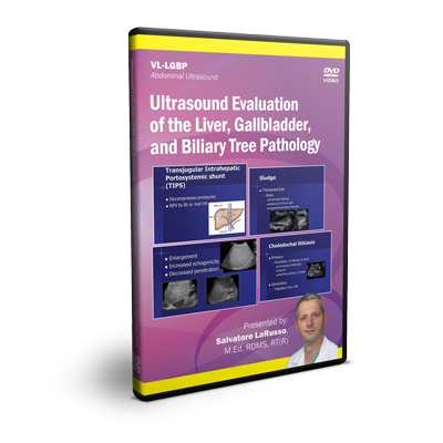 Ultrasound Evaluation of Liver Gallbladder and Biliary Tree Pathology