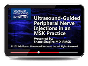 Ultrasound Guided Peripheral Nerve Injections in an MSK Practice