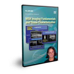 MSK Imaging Fundamentals & Tissue Characterization