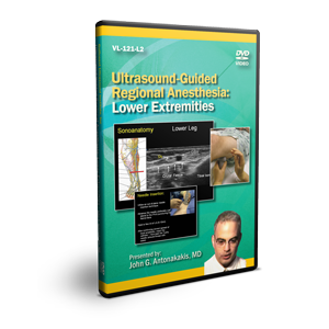 Ultrasound-Guided Regional Anesthesia Lower Extremities