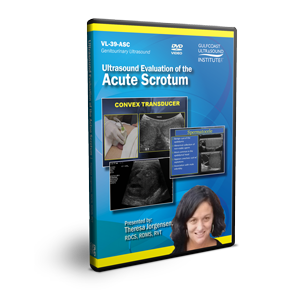 Ultrasound Evaluation of the Acute Scrotum