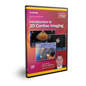 Introduction to 3D Cardiac Imaging