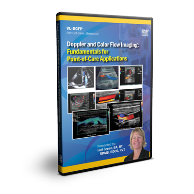 Doppler and Color Flow Imaging Fundamentals for Point of Care Applications