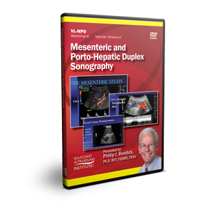 Mesenteric and Porto-Hepatic Duplex Sonography
