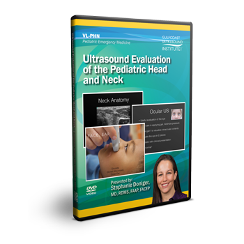 Ultrasound Evaluation of the Pediatric Head and Neck