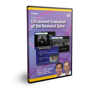 Ultrasound Evaluation of the Neonatal Spine