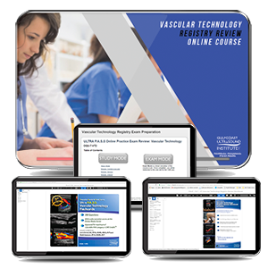 CME - Vascular Technology Registry Review - Online Gold Package