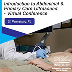 CME - Introduction to Abdominal & Primary Care Ultrasound - A-201VC